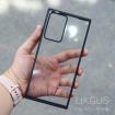 Ốp chống sốc Galaxy Note 20. - LIKGUS VIỀN MÀU